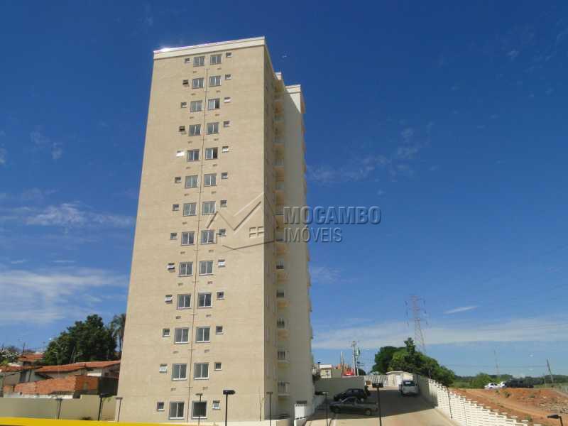 Edifício - Apartamento 1 quarto para alugar Itatiba,SP - R$ 670 - FCAP10055 - 3