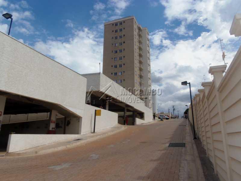 Área comum - Apartamento 1 quarto para alugar Itatiba,SP - R$ 670 - FCAP10055 - 6