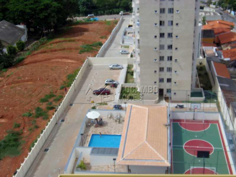 Condomínio  - Apartamento 1 quarto para alugar Itatiba,SP - R$ 670 - FCAP10055 - 7