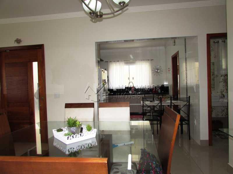 Sala - Casa em Condominio À Venda - Itatiba - SP - Residencial Fazenda Serrinha - FCCN30309 - 5