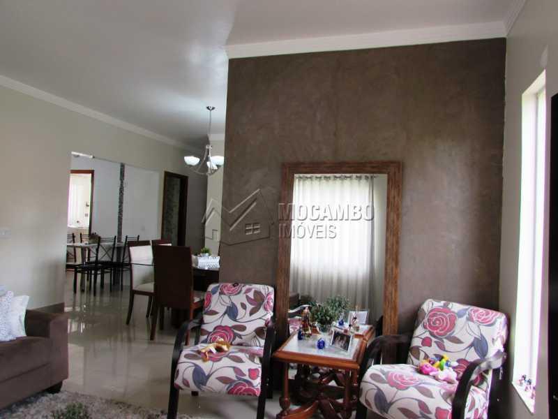 Sala - Casa em Condominio À Venda - Itatiba - SP - Residencial Fazenda Serrinha - FCCN30309 - 8
