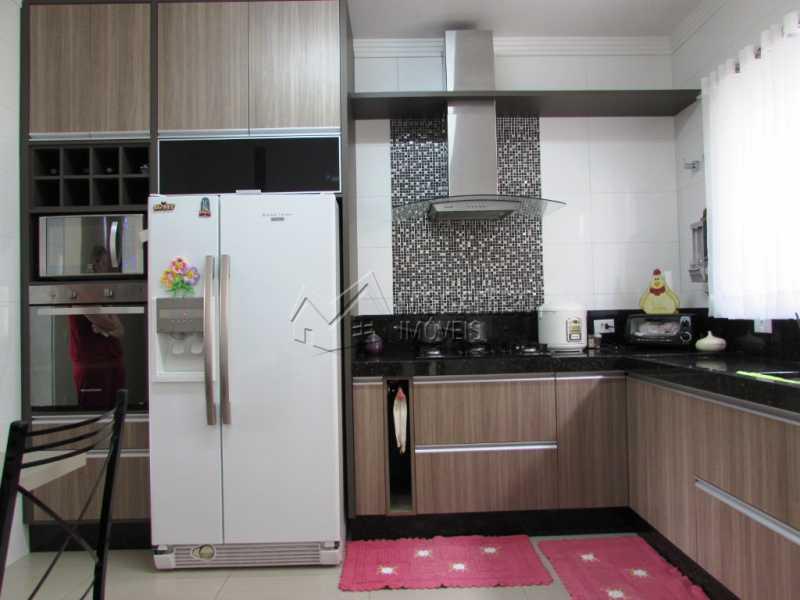 Cozinha - Casa em Condominio À Venda - Itatiba - SP - Residencial Fazenda Serrinha - FCCN30309 - 10