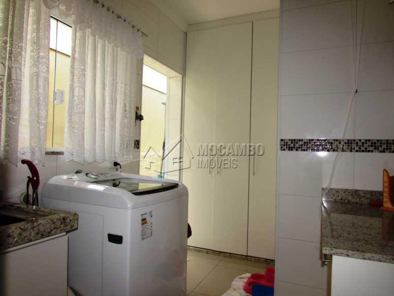 Cozinha - Casa em Condominio À Venda - Itatiba - SP - Residencial Fazenda Serrinha - FCCN30309 - 12