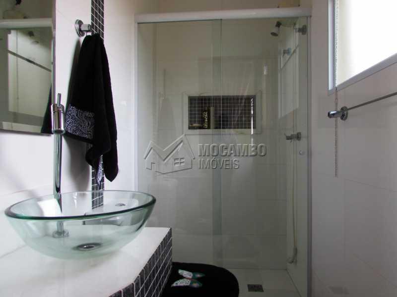 Banheiro social - Casa em Condominio À Venda - Itatiba - SP - Residencial Fazenda Serrinha - FCCN30309 - 13