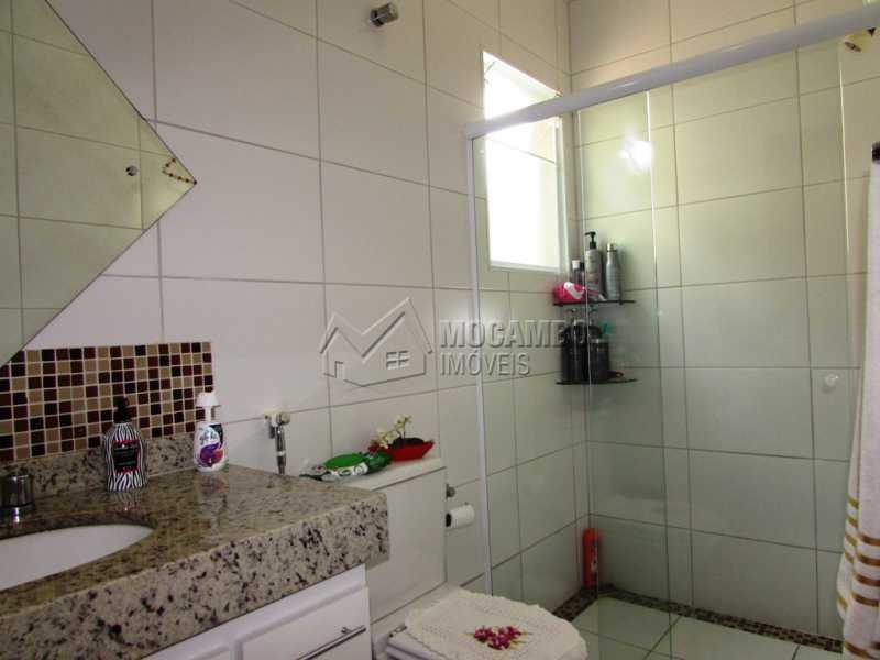 Banheiro - Casa em Condominio À Venda - Itatiba - SP - Residencial Fazenda Serrinha - FCCN30309 - 17