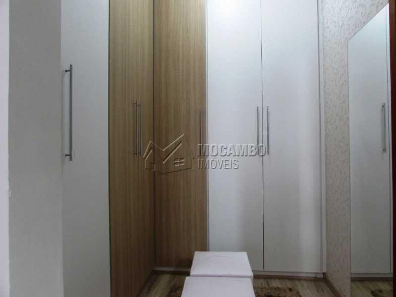 Closet - Casa em Condominio À Venda - Itatiba - SP - Residencial Fazenda Serrinha - FCCN30309 - 19
