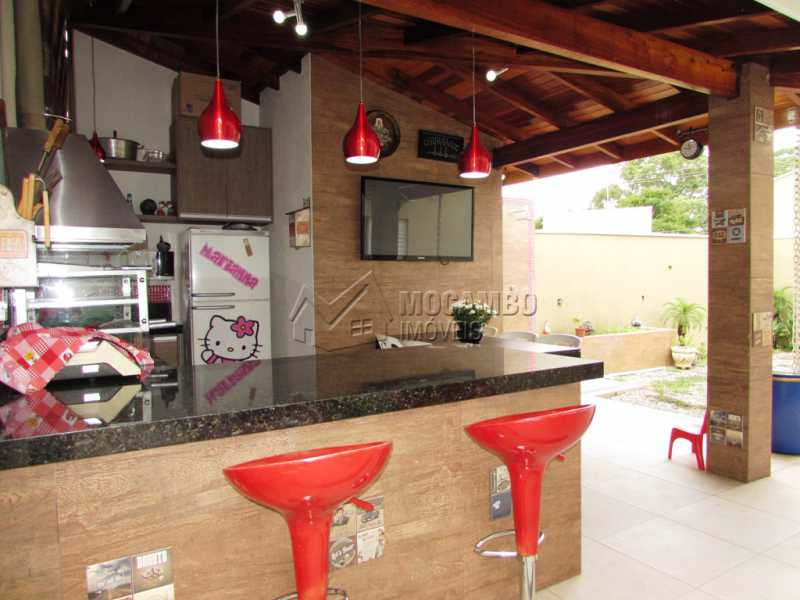 Area gourmet - Casa em Condominio À Venda - Itatiba - SP - Residencial Fazenda Serrinha - FCCN30309 - 21