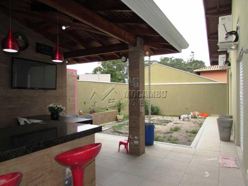 Quintal - Casa em Condominio À Venda - Itatiba - SP - Residencial Fazenda Serrinha - FCCN30309 - 22