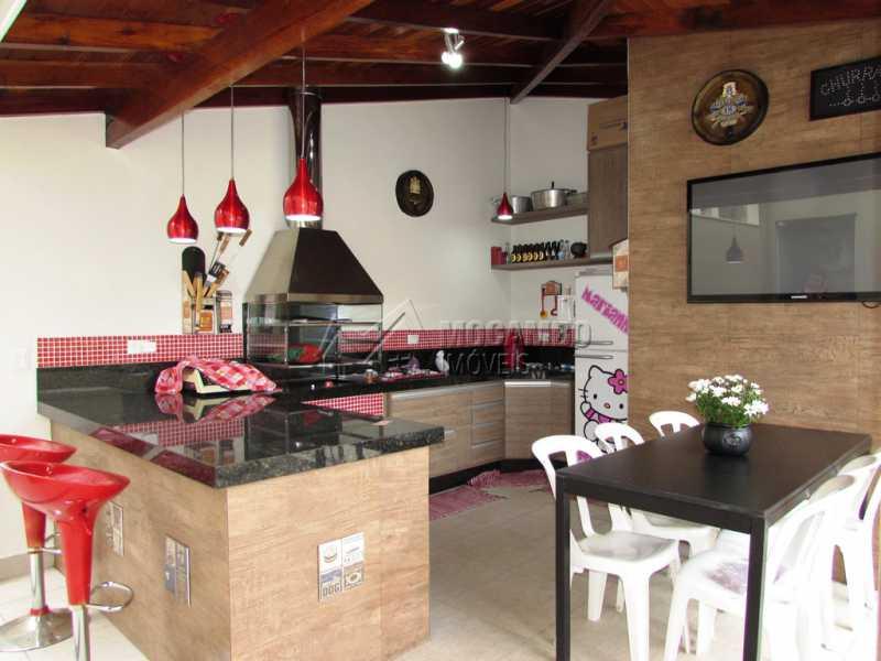 Gourmet - Casa em Condominio À Venda - Itatiba - SP - Residencial Fazenda Serrinha - FCCN30309 - 25