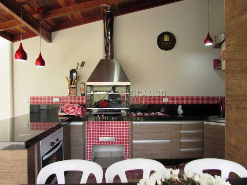 Área gourmet - Casa em Condominio À Venda - Itatiba - SP - Residencial Fazenda Serrinha - FCCN30309 - 26