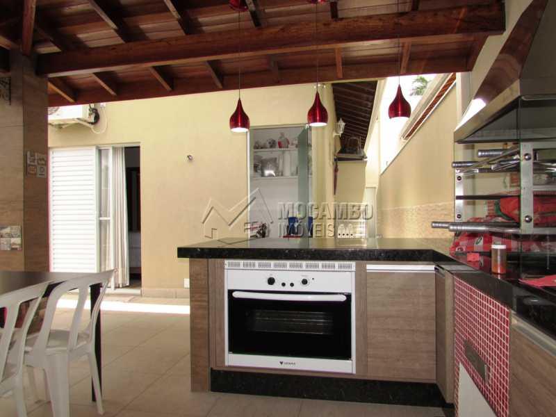 Área gourmet - Casa em Condominio À Venda - Itatiba - SP - Residencial Fazenda Serrinha - FCCN30309 - 27