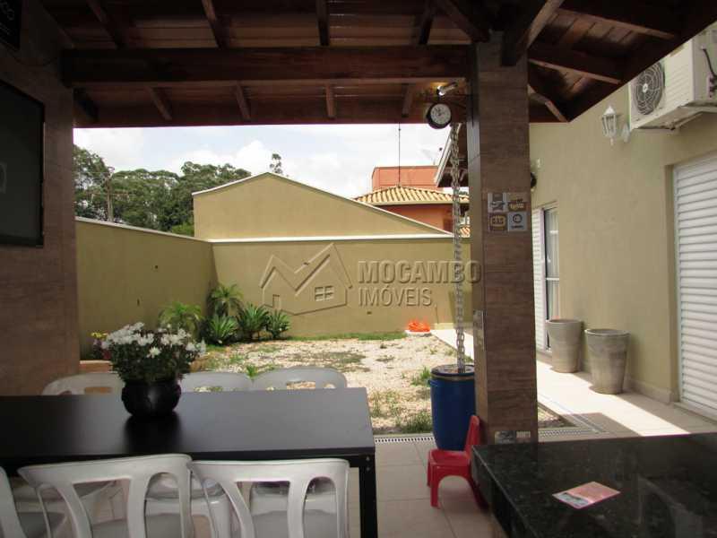 Quintal - Casa em Condominio À Venda - Itatiba - SP - Residencial Fazenda Serrinha - FCCN30309 - 28