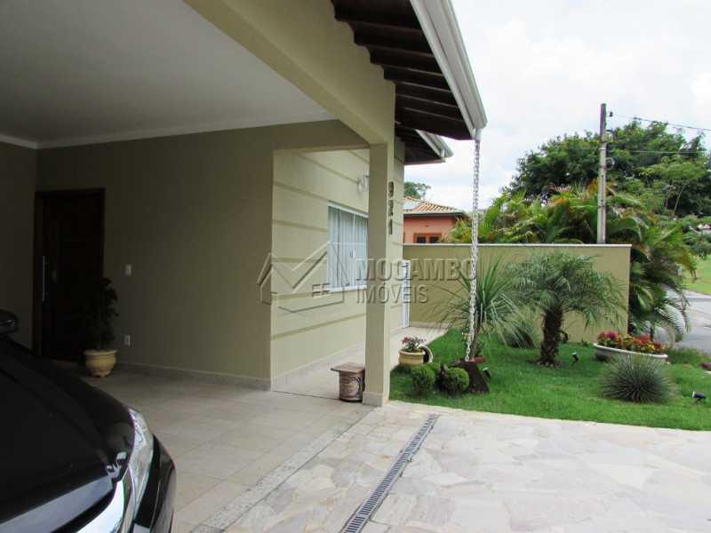 Fachada - Casa em Condominio À Venda - Itatiba - SP - Residencial Fazenda Serrinha - FCCN30309 - 29