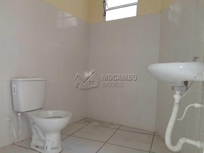 Banheiro - Loja 70m² para alugar Itatiba,SP Jardim Nardin - R$ 1.650 - FCLJ00032 - 5