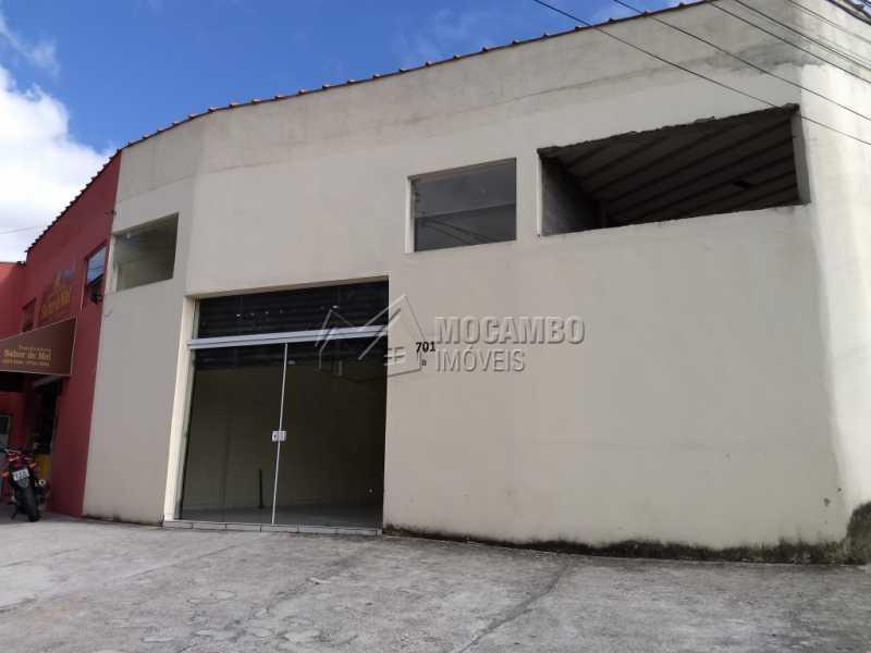 Fachada - Loja 70m² para alugar Itatiba,SP Jardim Nardin - R$ 1.650 - FCLJ00032 - 1