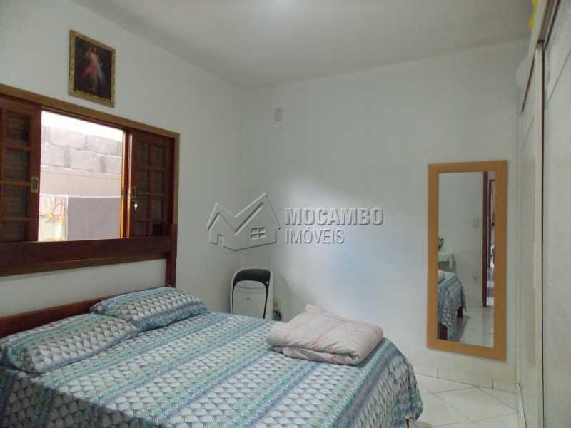 Dormitório - Casa À Venda - Itatiba - SP - Loteamento Parque da Colina II - FCCA10181 - 1