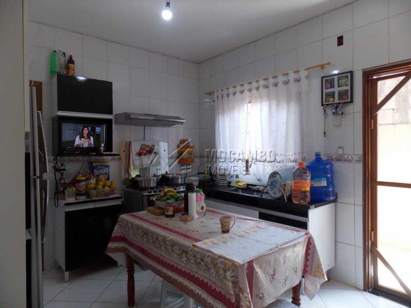 Cozinha - Casa À Venda - Itatiba - SP - Loteamento Parque da Colina II - FCCA10181 - 4