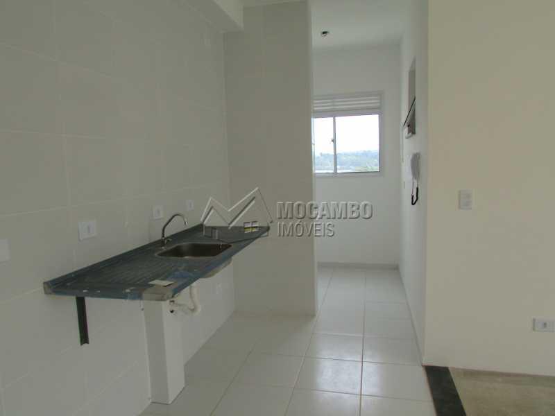 Cozinha  - Apartamento À VENDA, Mirante de Itatiba I, Loteamento Santo Antônio, Itatiba, SP - FCAP20678 - 4
