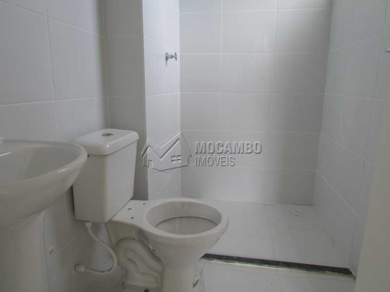 Banheiro Suíte  - Apartamento À VENDA, Mirante de Itatiba I, Loteamento Santo Antônio, Itatiba, SP - FCAP20678 - 10