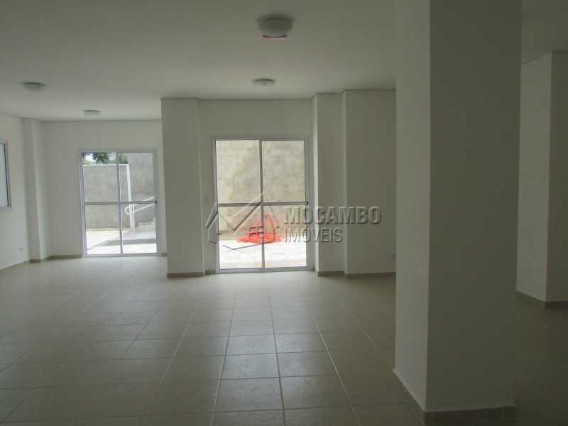 Salão de festas  - Apartamento À VENDA, Mirante de Itatiba I, Loteamento Santo Antônio, Itatiba, SP - FCAP20678 - 13