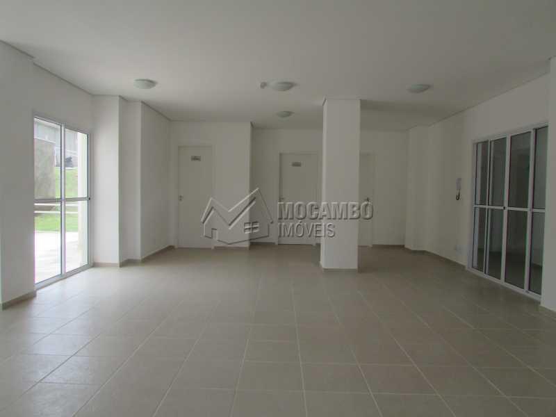 Salão de festas  - Apartamento À VENDA, Mirante de Itatiba I, Loteamento Santo Antônio, Itatiba, SP - FCAP20678 - 14