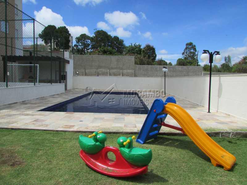 Área de Lazer  - Apartamento À VENDA, Mirante de Itatiba I, Loteamento Santo Antônio, Itatiba, SP - FCAP20678 - 16