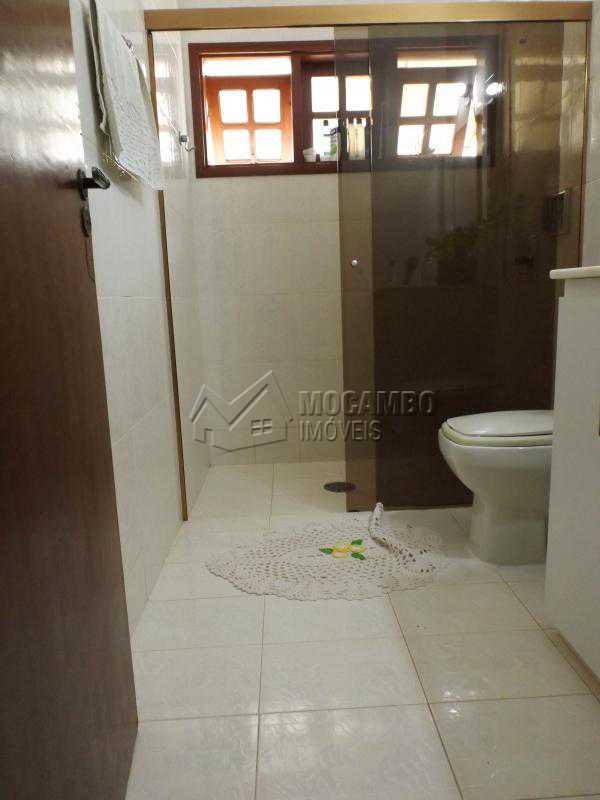 Banheiro Social - Casa 4 quartos à venda Itatiba,SP - R$ 595.000 - FCCA40110 - 4