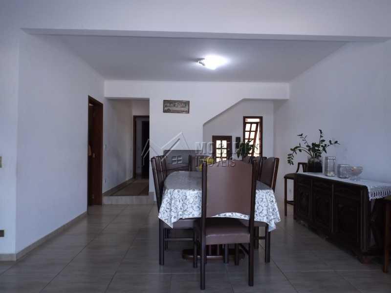 Sala de Jantar - Casa 4 quartos à venda Itatiba,SP - R$ 595.000 - FCCA40110 - 11