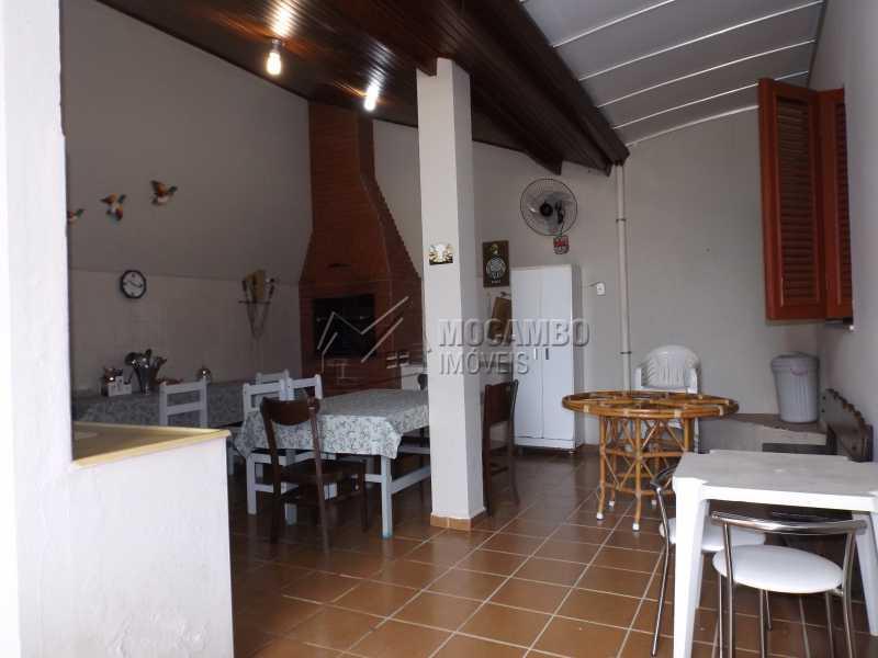Àrea Gourmet - Casa 4 quartos à venda Itatiba,SP - R$ 595.000 - FCCA40110 - 18