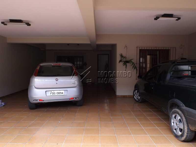 Garagem - Casa 4 quartos à venda Itatiba,SP - R$ 595.000 - FCCA40110 - 19