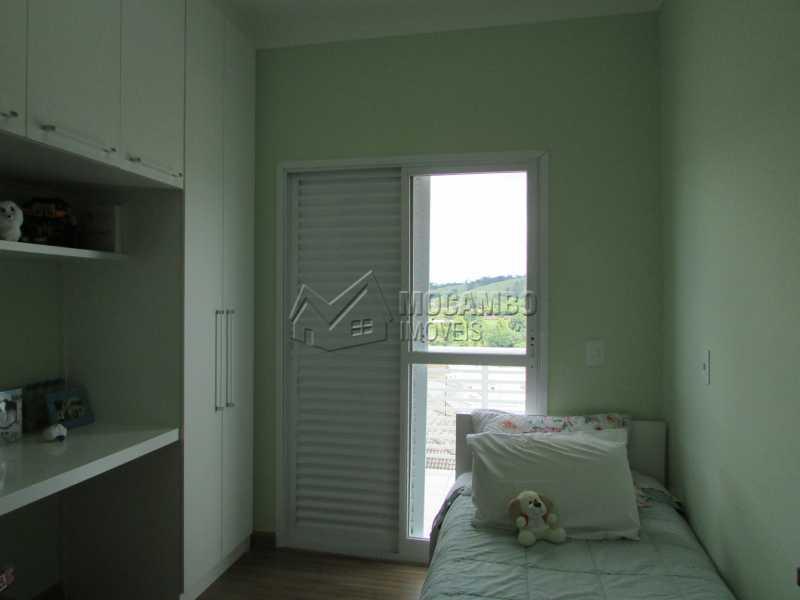 Suíte  - Casa À Venda no Condomínio Itatiba Country Club - Residencial Fazenda Serrinha - Itatiba - SP - FCCN30311 - 9