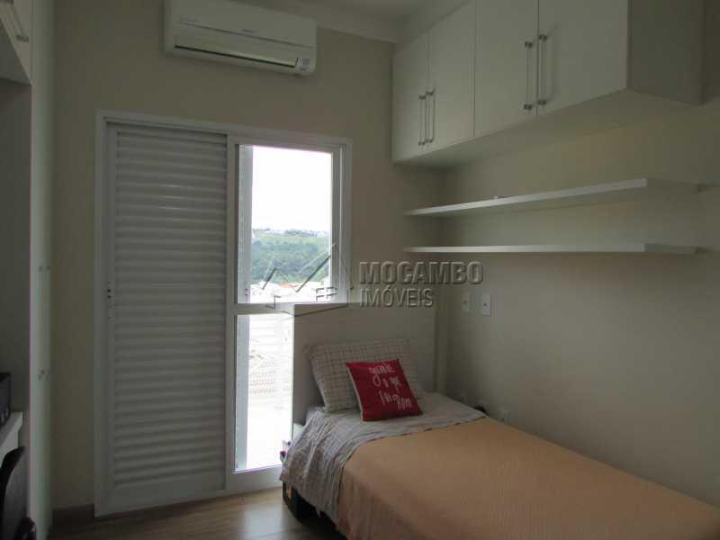 Suíte  - Casa À Venda no Condomínio Itatiba Country Club - Residencial Fazenda Serrinha - Itatiba - SP - FCCN30311 - 11