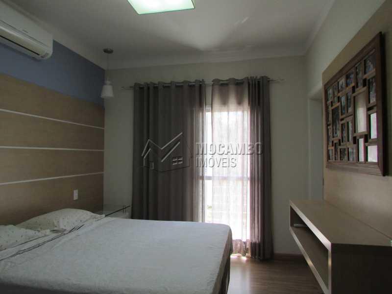 Suíte Master  - Casa À Venda no Condomínio Itatiba Country Club - Residencial Fazenda Serrinha - Itatiba - SP - FCCN30311 - 14