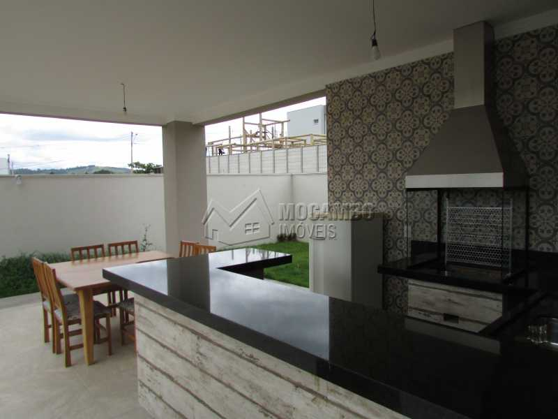 Área Gourmet - Casa em Condomínio 3 quartos à venda Itatiba,SP - R$ 1.000.000 - FCCN30313 - 15