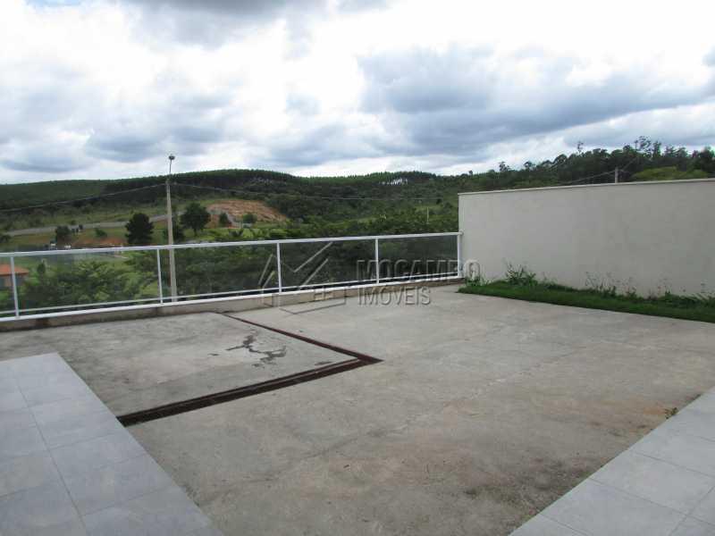 Área Externa - Casa em Condomínio 3 quartos à venda Itatiba,SP - R$ 1.000.000 - FCCN30313 - 16