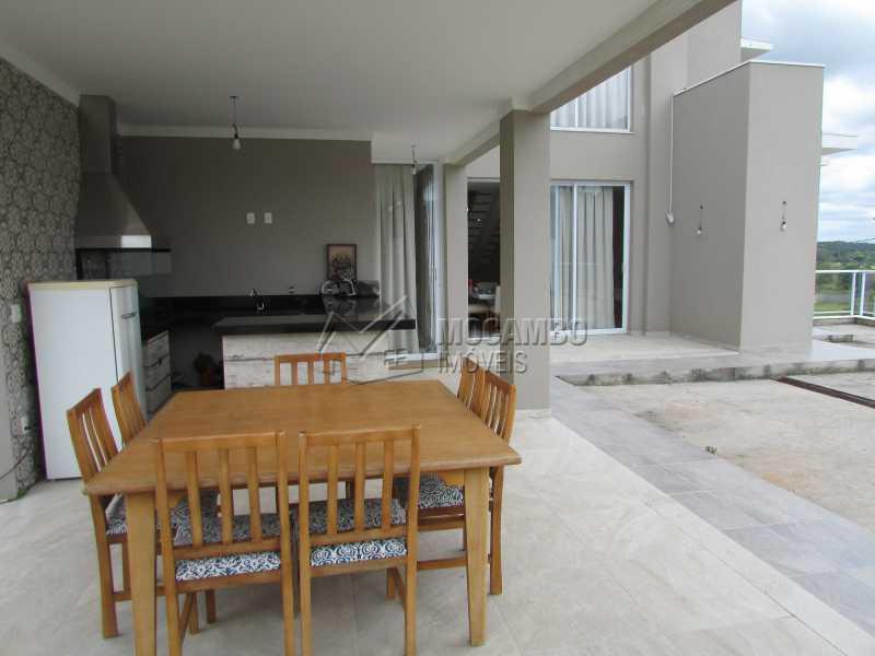 Área Gourmet - Casa em Condomínio 3 quartos à venda Itatiba,SP - R$ 1.000.000 - FCCN30313 - 18