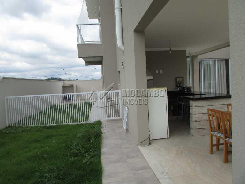 área Externa - Casa em Condomínio 3 quartos à venda Itatiba,SP - R$ 1.000.000 - FCCN30313 - 19