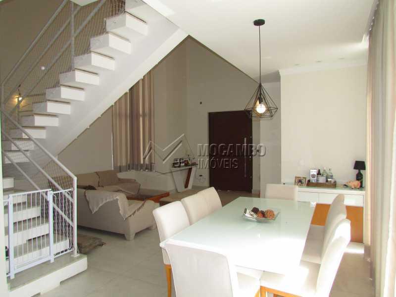 Sala de Jantar - Casa em Condomínio 3 quartos à venda Itatiba,SP - R$ 1.000.000 - FCCN30313 - 3