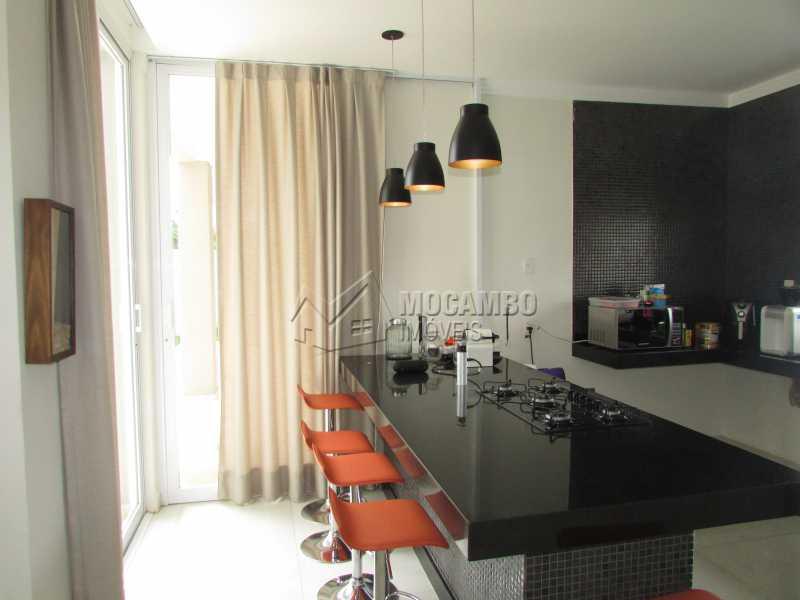 Cozinha - Casa em Condomínio 3 quartos à venda Itatiba,SP - R$ 1.000.000 - FCCN30313 - 6
