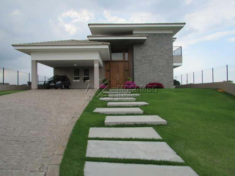 Fachada - Casa em Condomínio 4 quartos à venda Itatiba,SP - R$ 2.280.000 - FCCN40101 - 3
