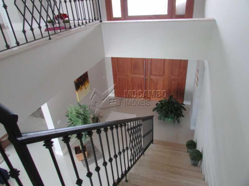 Entrada Principal - Casa em Condomínio 4 quartos à venda Itatiba,SP - R$ 2.280.000 - FCCN40101 - 4