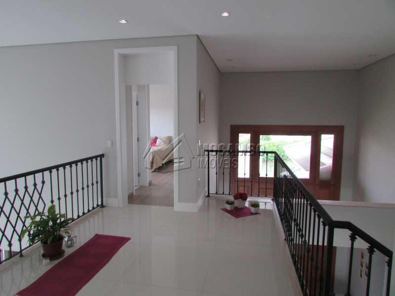 Hall - Casa em Condomínio 4 quartos à venda Itatiba,SP - R$ 2.280.000 - FCCN40101 - 14