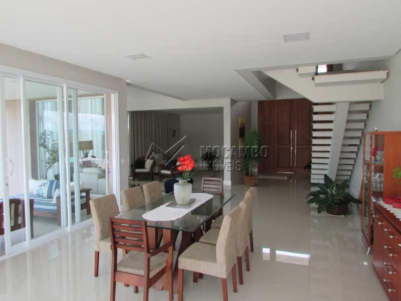 Sala de Jantar - Casa em Condomínio 4 quartos à venda Itatiba,SP - R$ 2.280.000 - FCCN40101 - 9