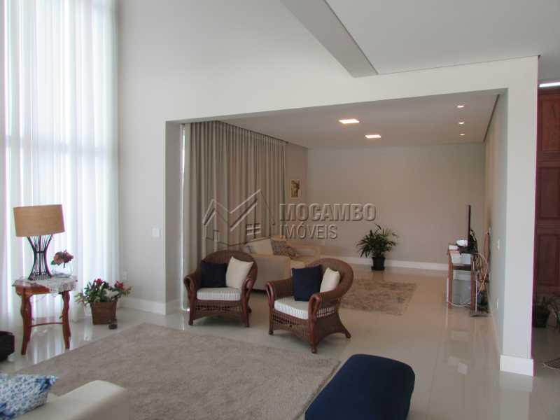 Sala  - Casa em Condomínio 4 quartos à venda Itatiba,SP - R$ 2.280.000 - FCCN40101 - 7