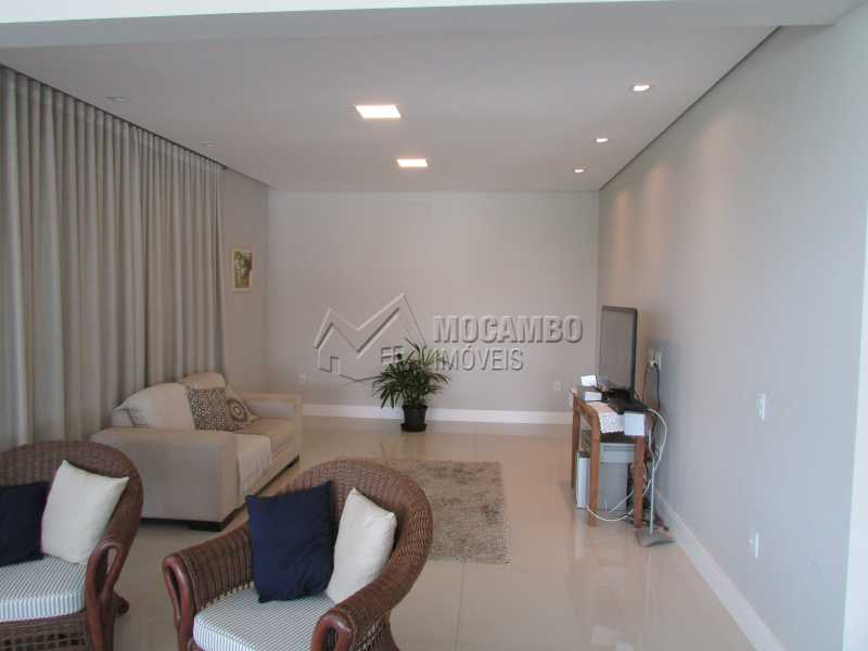 Sala - Casa em Condomínio 4 quartos à venda Itatiba,SP - R$ 2.280.000 - FCCN40101 - 6