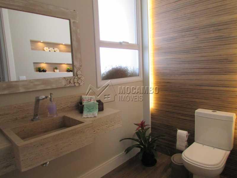 Lavabo - Casa em Condomínio 4 quartos à venda Itatiba,SP - R$ 2.280.000 - FCCN40101 - 5