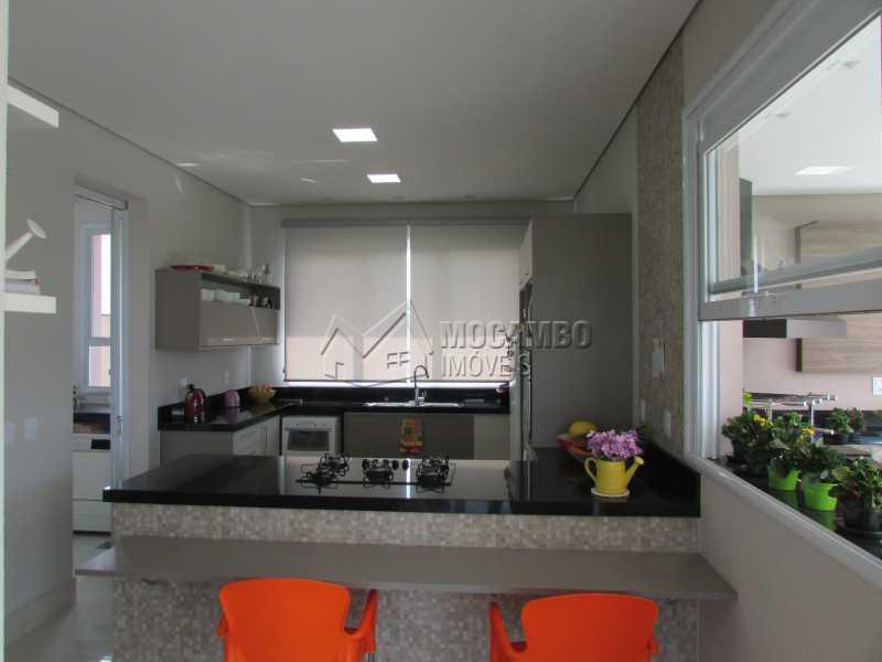 Cozinha - Casa em Condomínio 4 quartos à venda Itatiba,SP - R$ 2.280.000 - FCCN40101 - 11