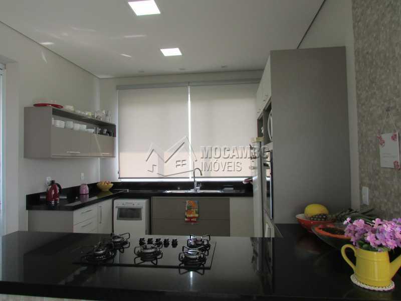 Cozinha - Casa em Condomínio 4 quartos à venda Itatiba,SP - R$ 2.280.000 - FCCN40101 - 12