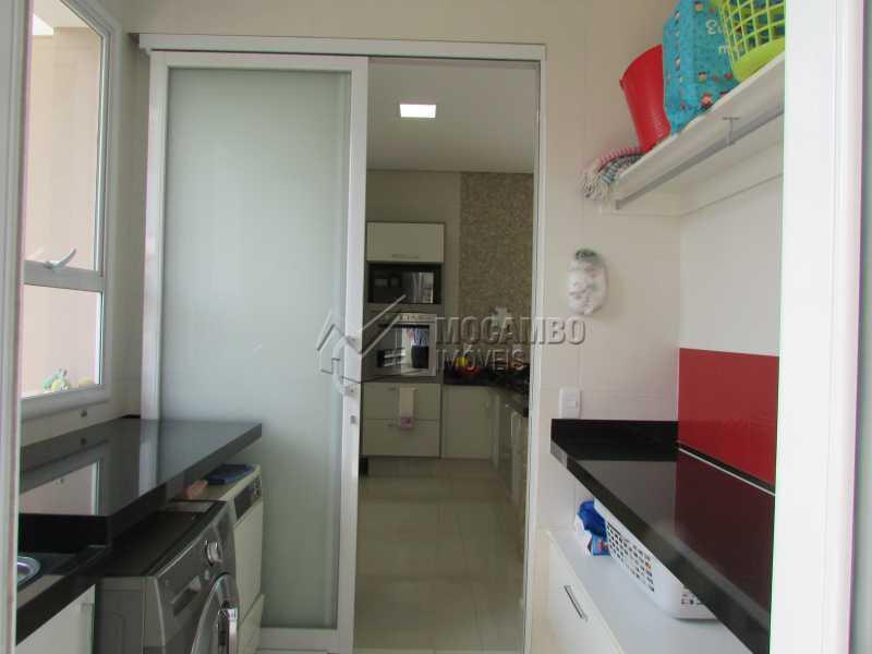 Lavanderia - Casa em Condomínio 4 quartos à venda Itatiba,SP - R$ 2.280.000 - FCCN40101 - 13