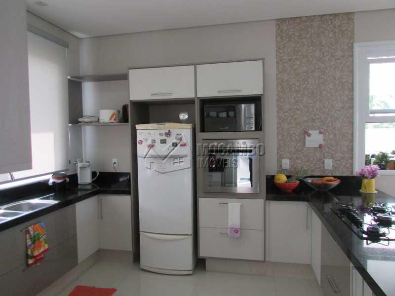 Cozinha - Casa em Condomínio 4 quartos à venda Itatiba,SP - R$ 2.280.000 - FCCN40101 - 10
